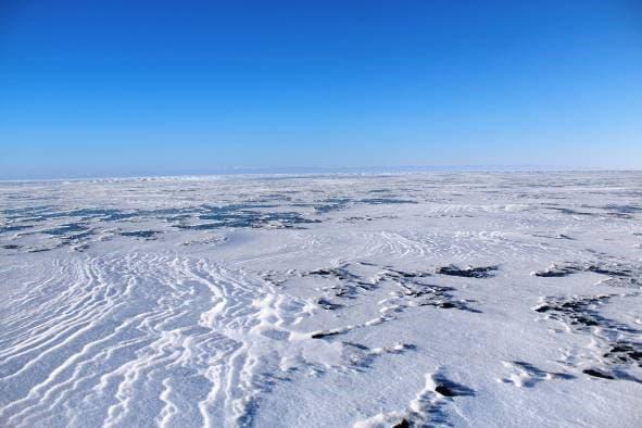 Ледовая обстановка на Байкале