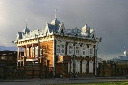 экскурсия по Иркутску