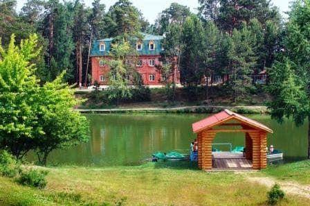 санаторий Горячинск
