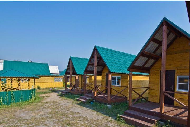 Турбаза Уютный дворик Горячинск