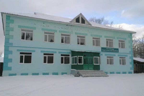 Турбаза Баргузинский прибой
