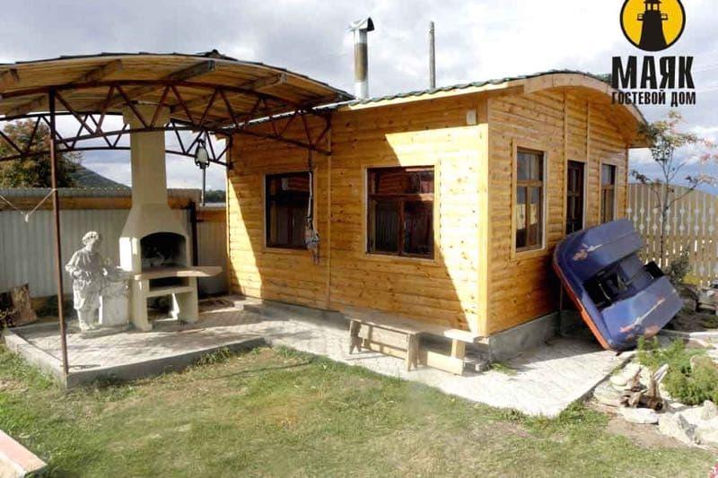 Гостевой дом Маяк Максимиха