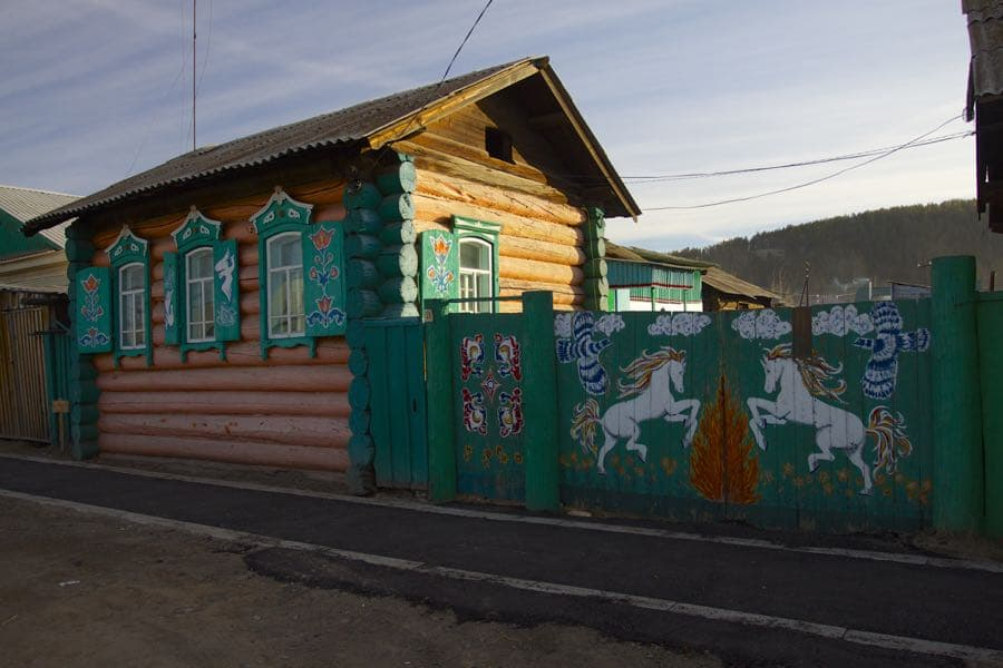 Дом старообрядцев